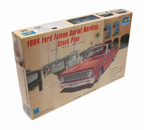 1/25 1964 フォード ファルコン「スプリント」ハードトップ