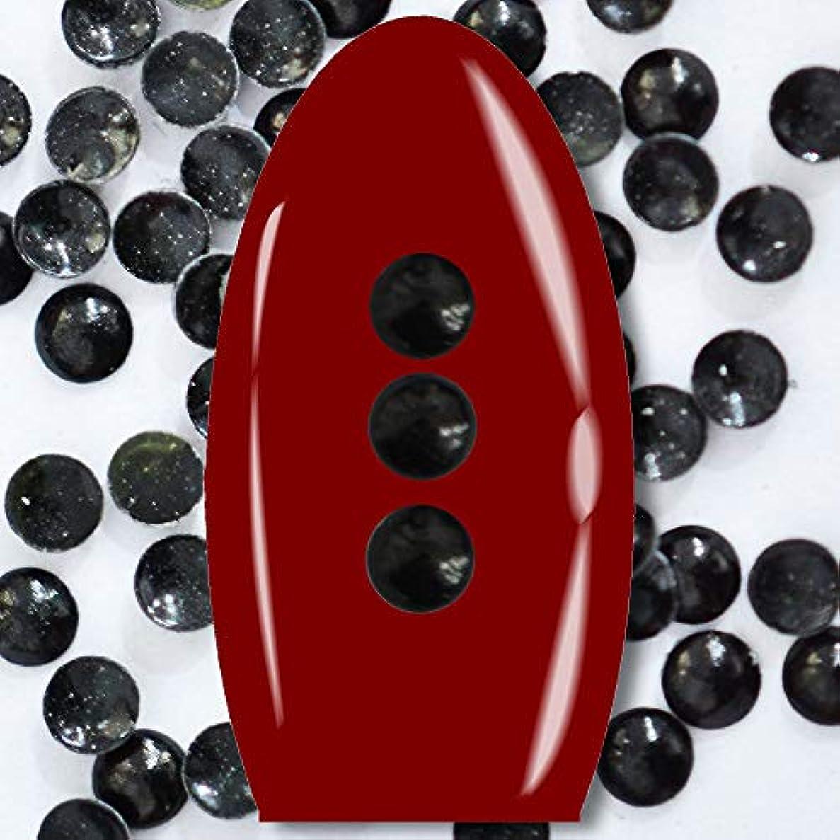 メールを書く軽減する事メタルスタッズ ネイル用 50粒 STZ029 ラウンド ライトゴールド Φ3mm ぷっくり半球型