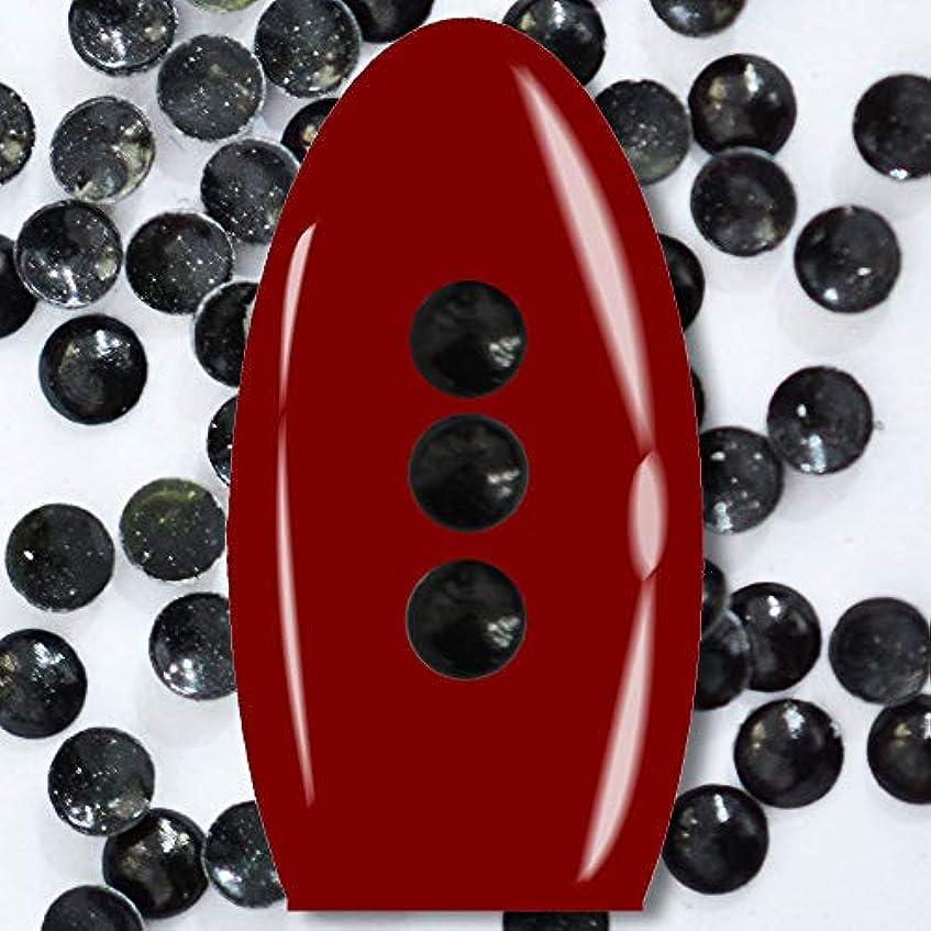 アシュリータファーマン反発ガソリンメタルスタッズ ネイル用 50粒 STZ029 ラウンド ライトゴールド Φ3mm ぷっくり半球型