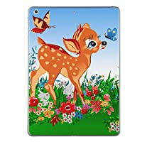 第2世代 第3世代 第4世代 iPad 共通 スキンシール apple アップル アイパッド A1395 A1396 A1397 A1416 A1430 A1403 A1458 A1459 A1460 タブレット tablet シール ステッカー ケース 保護シール 背面 人気 単品 おしゃれ アニマル 動物 キャラクター カラフル 002811