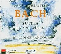 Bach: French Suites [Suites Francaises] (2003-08-12)