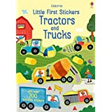 Little First Stickers Tractors and Trucks