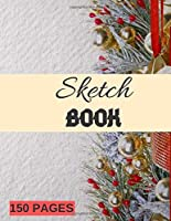 Sketch Book : Writing, Painting, Sketching or Doodling, 150 Pages, 8.5x11 With Blank Pages, Drawing Notebook Art cover Volume 12: Blank scetch book for boys, artists, girls and kids, Perfect for Journal, Doodling, Sketching and Notes