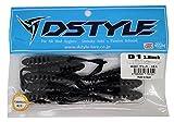 DSTYLE(ディスタイル) ワーム D1 3.8インチ ブラック.