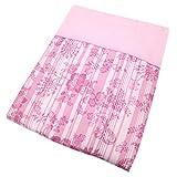東京西川 肌掛け布団 ピンク シングル 洗える ガーゼ ニットワッフル AE07000530P