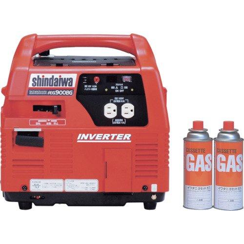やまびこ産業機械 新ダイワ IEG900BG インバータガスエンジン発電機