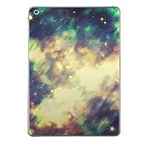 iPad Air スキンシール apple アップル アイパッド A1474 A1475 A1476 タブレット tablet シール ステッカー ケース 保護シール 背面 人気 単品 おしゃれ 空 宇宙 星 012190