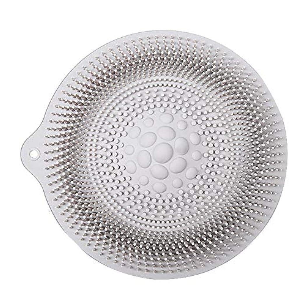魔術水自治足洗いマット 安全 非毒性 無臭 多機能 グレート 使いやすい フットケア ボディブラシ マッサージシート お風呂用 32cm