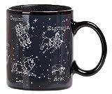 【morningplace】 星座 マグカップ 色が変わる 素敵 デザイン 十二星座