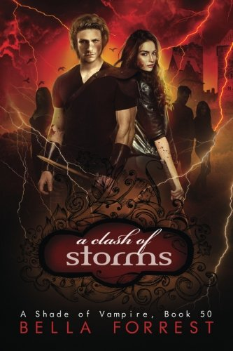 Download A Clash of Storms (A Shade of Vampire) 1975987918