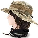 (カリマー) karrimor cord mesh hat +d コードメッシュハット 帽子 ハット トレッキング Lサイズ(60cm) Camo/BR(カモ)