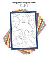 Coloring Creations Greeting Cards for Kids - Splash: With Scripture (Coloring Creations Greeting Cards?)