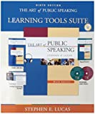 The Art of Public Speaking LEARNING TOOLS SUITE Version 5.0 : Set of CD-ROMs, Topic Finder, Audio CD set, Online Learning center.