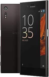 Sony Xperia XZ F8332 64GB 5.2-Inch 23MP 4G LTE Dual SIM FACTORY UNLOCKED International SIM フリー (MINERAL BLACK)