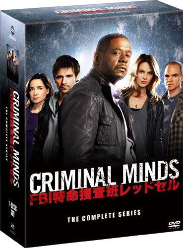 クリミナル・マインド/FBI 特命捜査班レッドセル コンプリート BOX [DVD]の詳細を見る