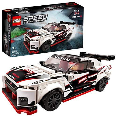 レゴ(LEGO) スピードチャンピオン 日産 GT-R ニス...