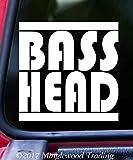 HEAD PORTER Bass Head v1ビニールデカールステッカー5