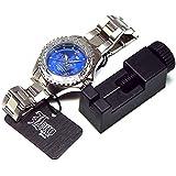 ベルト調節工具付 LONO ロノ ハワイアンジュエリー ハワイ 腕時計 10気圧 レディース ブルー LGA130404