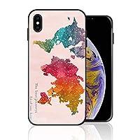 iPhone 6/6s 携帯カバー 世界地図 旅行 レトロ 木の板 カバー TPU 薄型ケース 防塵 保護カバー 携帯ケース アイフォンケース 対応 ソフト 衝撃吸収 アイフォン スマートフォンケース 耐久