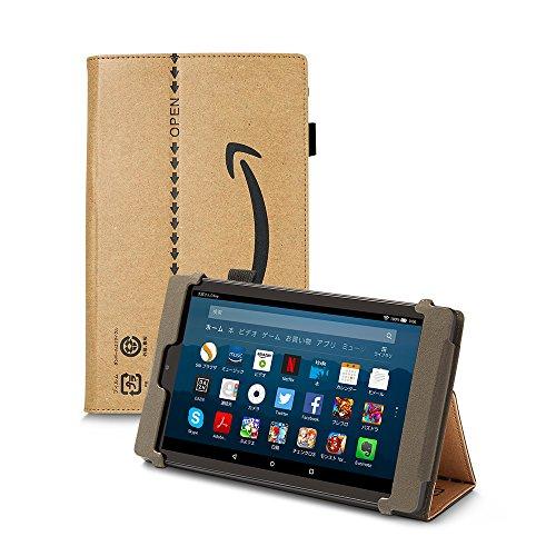 カバー付きでお買い得!Amazonボックスデザインの専用カバーと「Fire HD 8 タブレット」が2,028円オフの11,432円