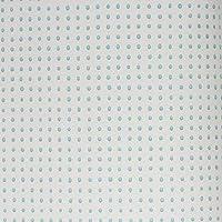 壁紙 クロス 輸入壁紙 不織布 marimekko マリメッコ MURU ムル ホワイト 14184 [セルノリ付き] JQ5 はがせる壁紙 1ロール