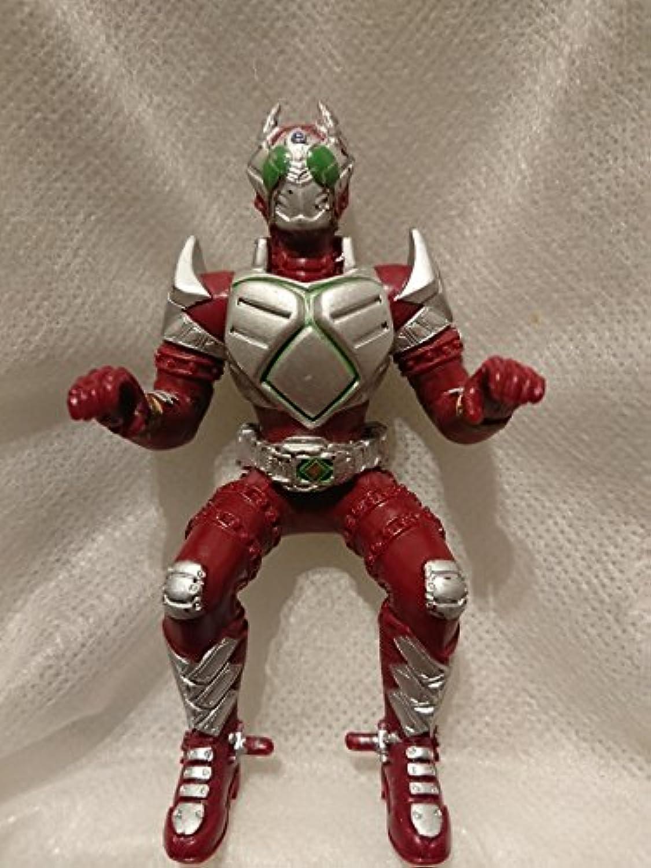仮面ライダー フィギュア 仮面ライダーギャレン バイク姿 約9.5cm