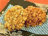 「五反田の揚げトウモロコシと牛ご飯」