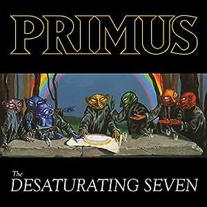 THE DESATURATING SEVEN [CD]