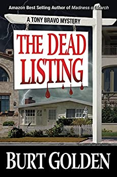 The Dead Listing by [Golden, Burt]