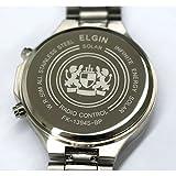ELGIN エルジン 貝パールソーラー 電波 腕時計 FK1394S-BP