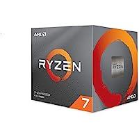 AMD Ryzen 7 3800X with Wraith Prism cooler 3.9GHz 8コア / 16スレ…