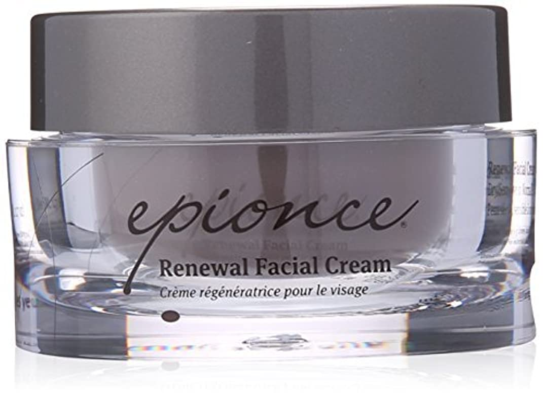 人気欠伸個人Epionce Renewal Facial Cream 1.7 Fluid Ounce [並行輸入品]