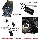 【str】Panasonic パナソニック DMW-BLE9/DMW-BLG10/DMW-BLH7 対応急速互換USB充電器 バッテリー チャージャーDMW-BTC9 (メーカー純正互換ともに対応) DMC-GF3/DMC-GF5/DMC-GF6/DMC-GF7/DMC-GM1K/DMC-TZ85/DMC-TX1/DC-TX2/DMC-LX100/DMC-LX9/DC-GF9/DC-TZ90/DMC-GX7MK2 / DMC-GX7MK3/DMC-GX7 Mark II 等デジタルカメラ バッテリーパック 対応 画像