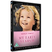 Shirley Temple - Early Years Volume 2 (Digitally remastered in colour) [DVD] [1932] by Shirley Temple