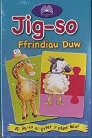 Jig-So Ffrindiau Duw