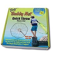 "Betts Buddy Quick Throw Net 4' 3/8"" mesh Chartreuse [並行輸入品]"