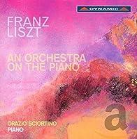 リスト:ピアノ編曲による管弦楽作品集(ショルティーノ)