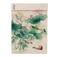 """ブラインド 居間およびオフィスのための竹のローラーのブラインド、装飾を断ち切り、軽いろ過はバランスのブラインドを転がします (色 : LLA-4, サイズ さいず : 60×175 cm (23.6""""×68.9""""))"""