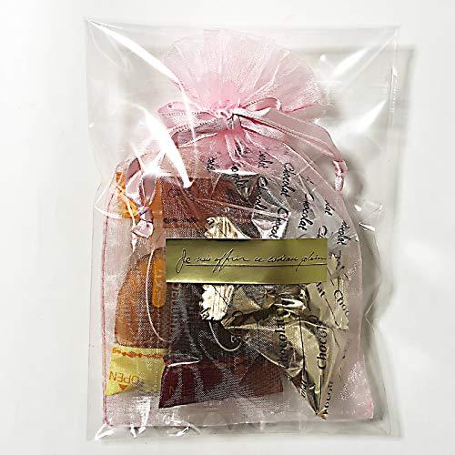 バレンタイン 義理チョコ 会社 ばらまき ギフト プチギフト チョコレート お菓子詰め合わせ ギフト 色々お菓子で休憩してね