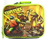 おもちゃ Tmnt Teenage Ninja Turtles ニンジャタートルズ Square Insulated Lunch Box Kit [並行輸入品]