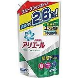 アリエール 洗濯洗剤 液体 部屋干し用 リビングドライイオンパワージェル 詰め替え ウルトラジャンボ 1.90kg