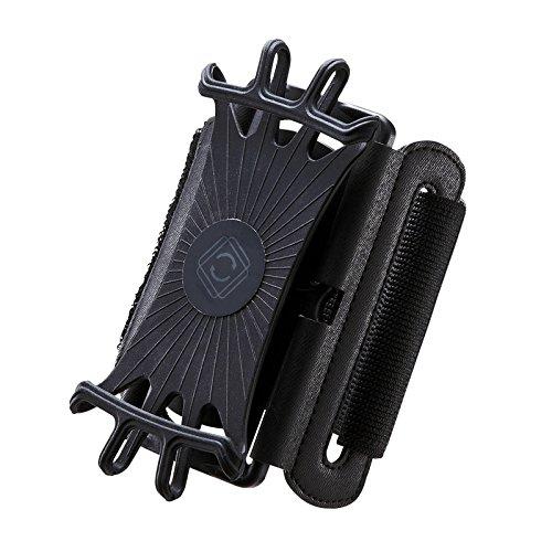 サンワサプライ スマートフォンリストバンド PDA-ARM6BK