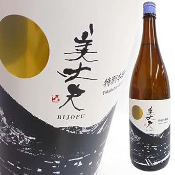 美丈夫 特別本醸造 瓶 1800ml [高知県]