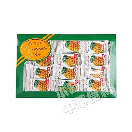 5パックセット 送料込 台湾新東陽鳳梨酥(パイナップルケーキ) お土産定番・台湾名物!!!   217072-5