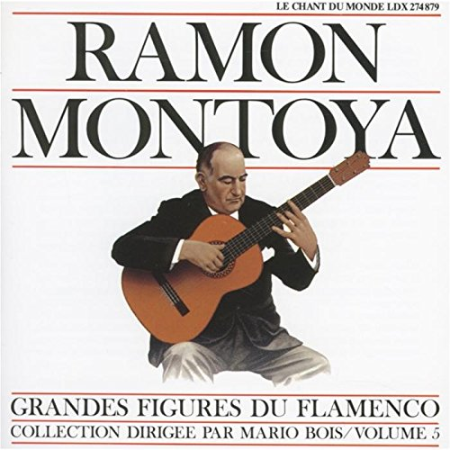 Vol. 5-Great Masters of Flamenco