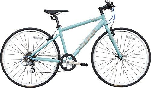LOUIS GARNEAU(ルイガノ) サイクルスポット ルサイクオリジナル クロスバイクcs3 GREEN470mm CS3 グリーン