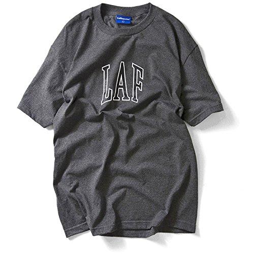 Lafayette ラファイエット LAF LOGO TEE 半袖 Tシャツ LFT17AW006 CHARCOAL HEATHER チャコールヘザー 秋冬 CHARCOAL HEATHER XL