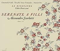 A. Scarlatti: Serenate a Filli (Roma 1706)