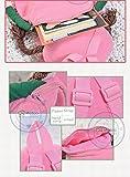 Cartoon School Bags Kids Doll Plush Toy Satchel Children Shoulder Bag for Kindergarten Angela Rabbit Girl Backpack Metoo Doll Candy Red