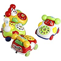 Stebcece Baby Toys Educational Developmental Kids Toy Gift Music Cartoon Phone New